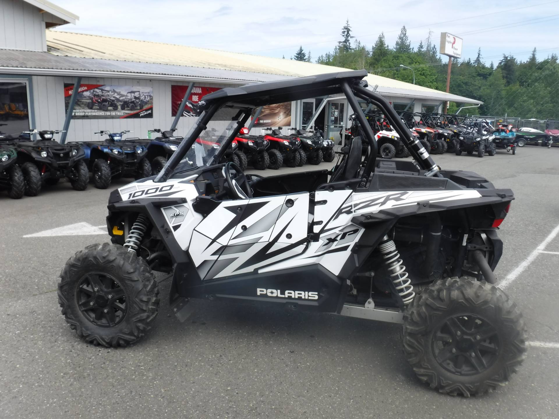 2015 Polaris RZR® XP 1000 EPS in Port Angeles, Washington - Photo 1