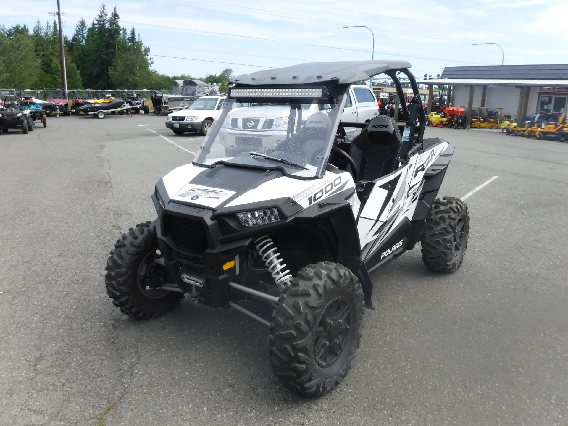 2015 Polaris RZR® XP 1000 EPS in Port Angeles, Washington - Photo 2