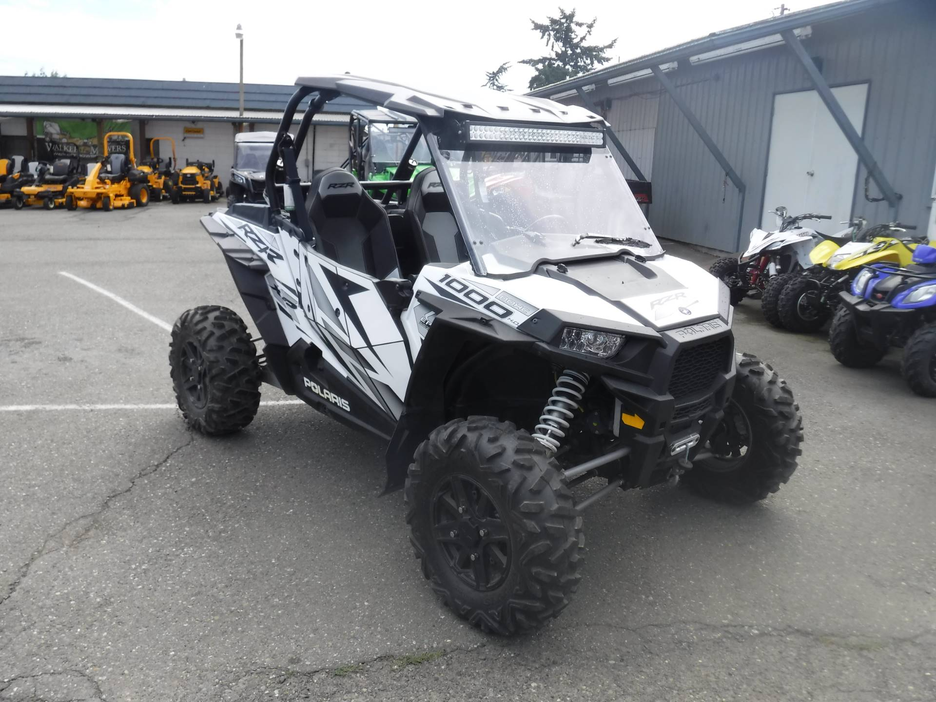 2015 Polaris RZR® XP 1000 EPS in Port Angeles, Washington - Photo 3