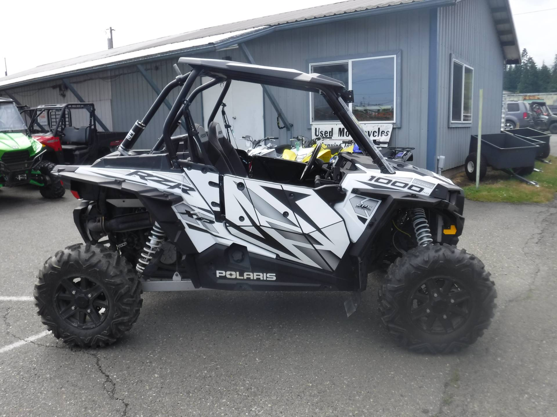 2015 Polaris RZR® XP 1000 EPS in Port Angeles, Washington - Photo 4