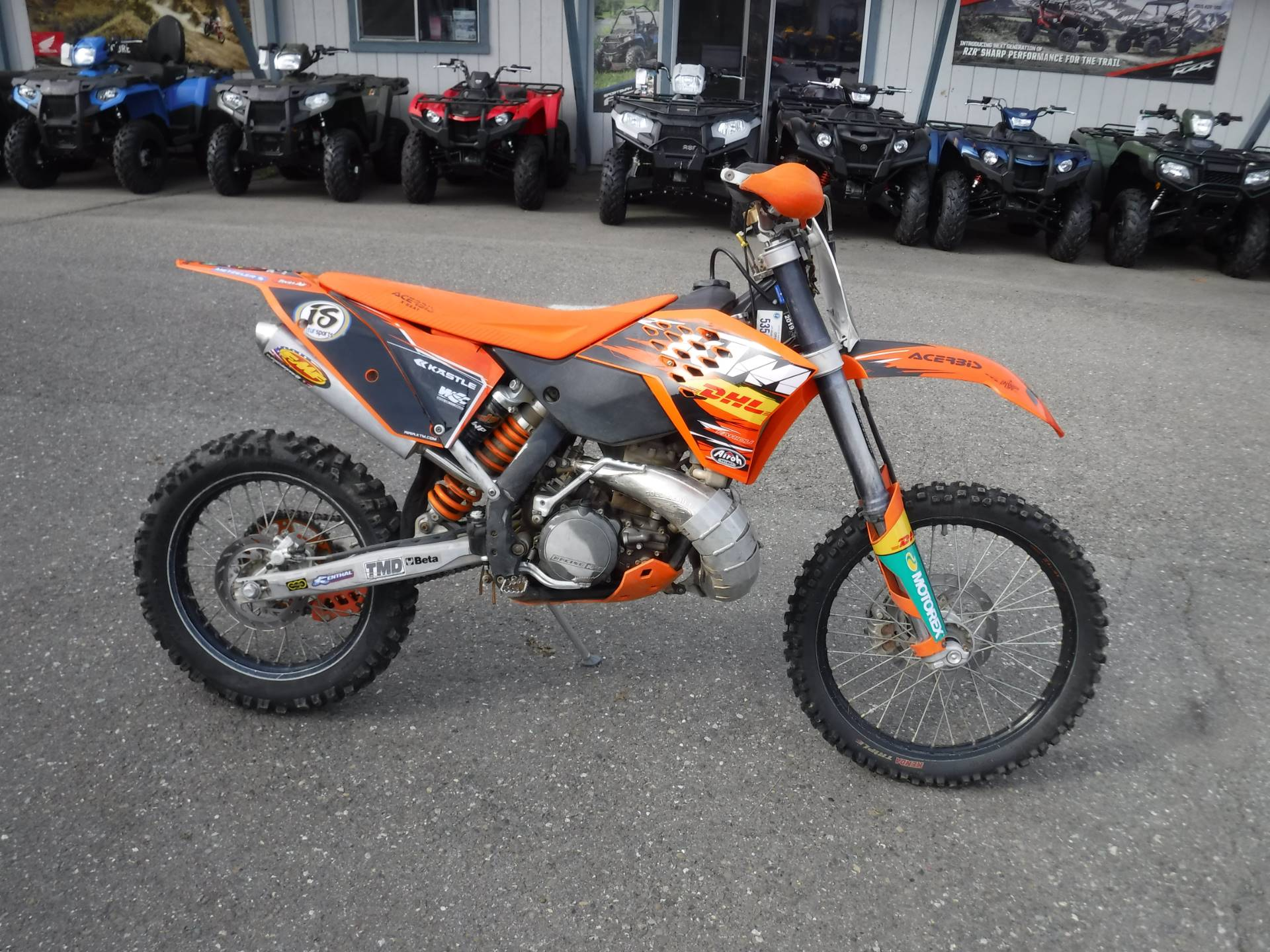 2008 KTM 300 XC-W (e) in Port Angeles, Washington - Photo 1