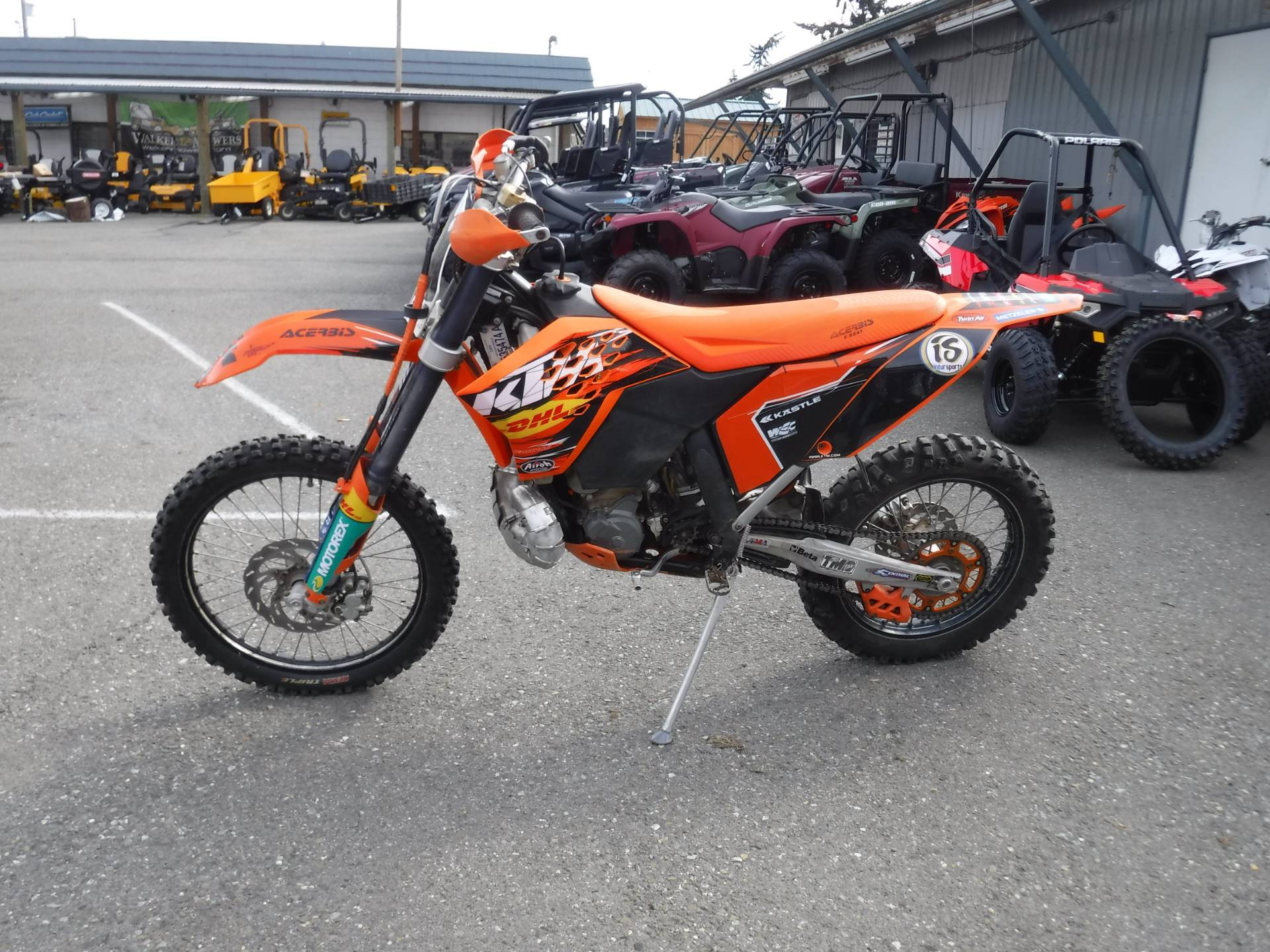 2008 KTM 300 XC-W (e) in Port Angeles, Washington - Photo 3