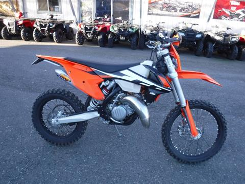 2017 KTM 150 XC-W in Port Angeles, Washington
