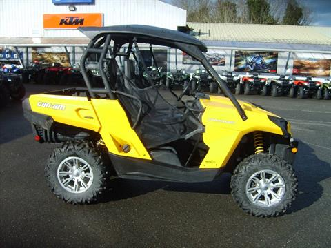 2014 Can-Am Commander™ DPS™ 800R in Port Angeles, Washington