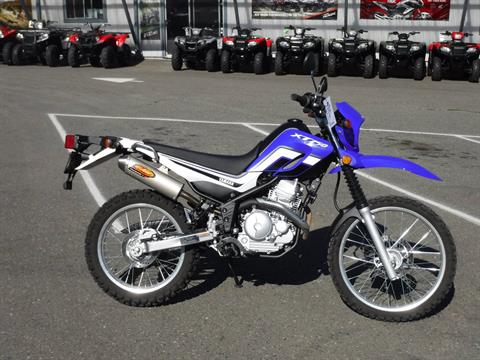 2015 Yamaha XT250 in Port Angeles, Washington