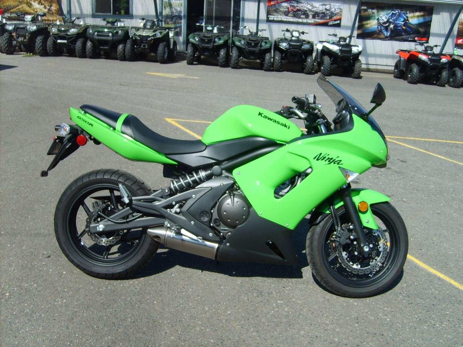 2008 Kawasaki NinjaR 650R In Port Angeles Washington