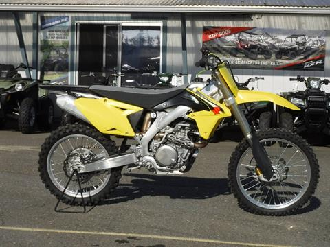 2016 Suzuki RM-Z450 in Port Angeles, Washington