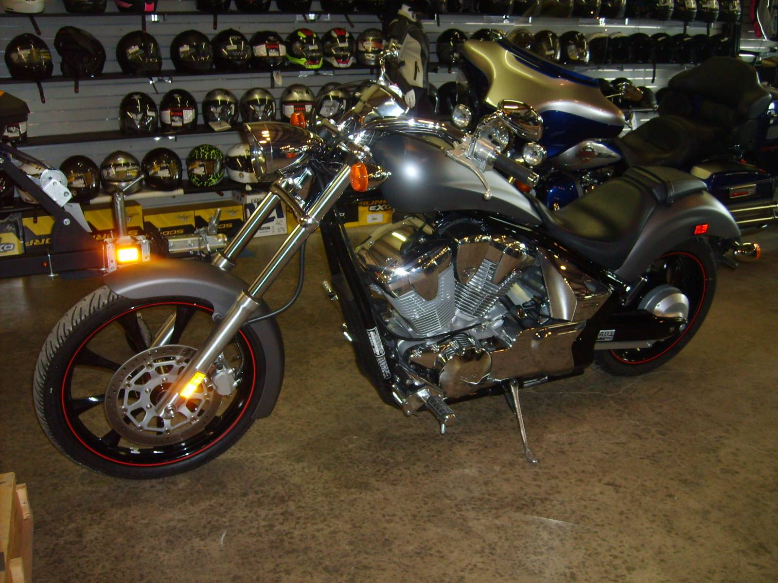 2010 Honda Fury™ in Port Angeles, Washington