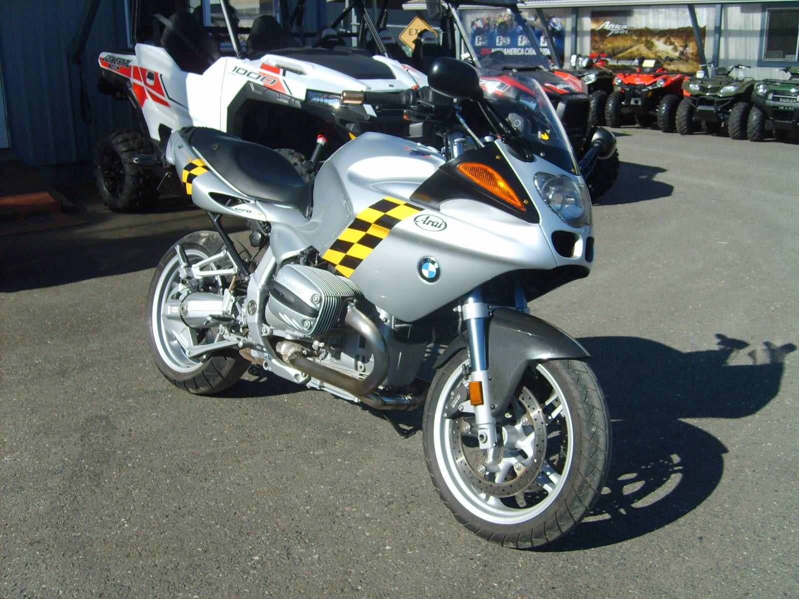 2002 BMW R 1100 S in Port Angeles, Washington