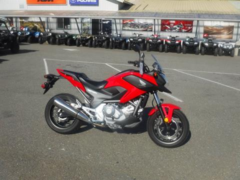 2013 Honda NC700X in Port Angeles, Washington - Photo 1