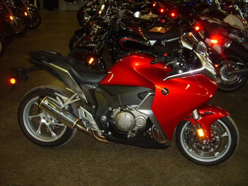 2010 Honda VFR1200F in Port Angeles, Washington