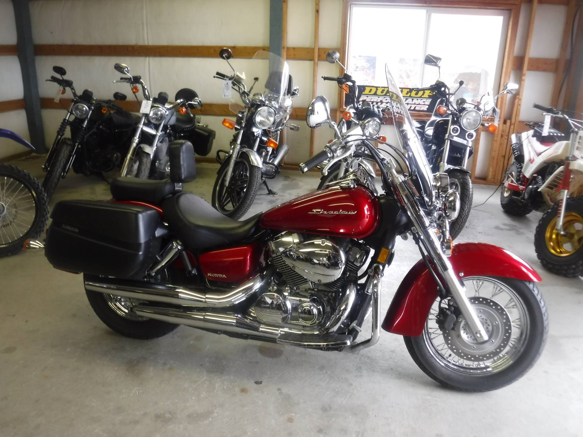 2015 Honda Shadow Aero® in Port Angeles, Washington - Photo 1
