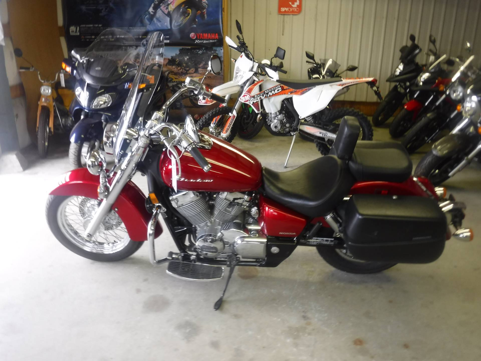 2015 Honda Shadow Aero® in Port Angeles, Washington - Photo 2