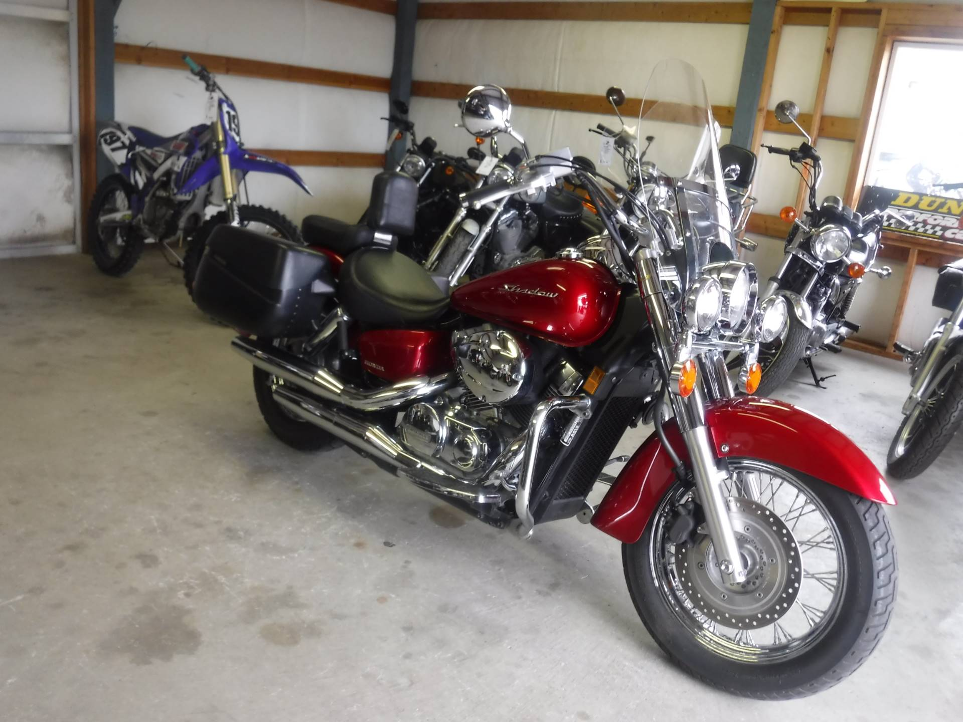 2015 Honda Shadow Aero® in Port Angeles, Washington - Photo 3