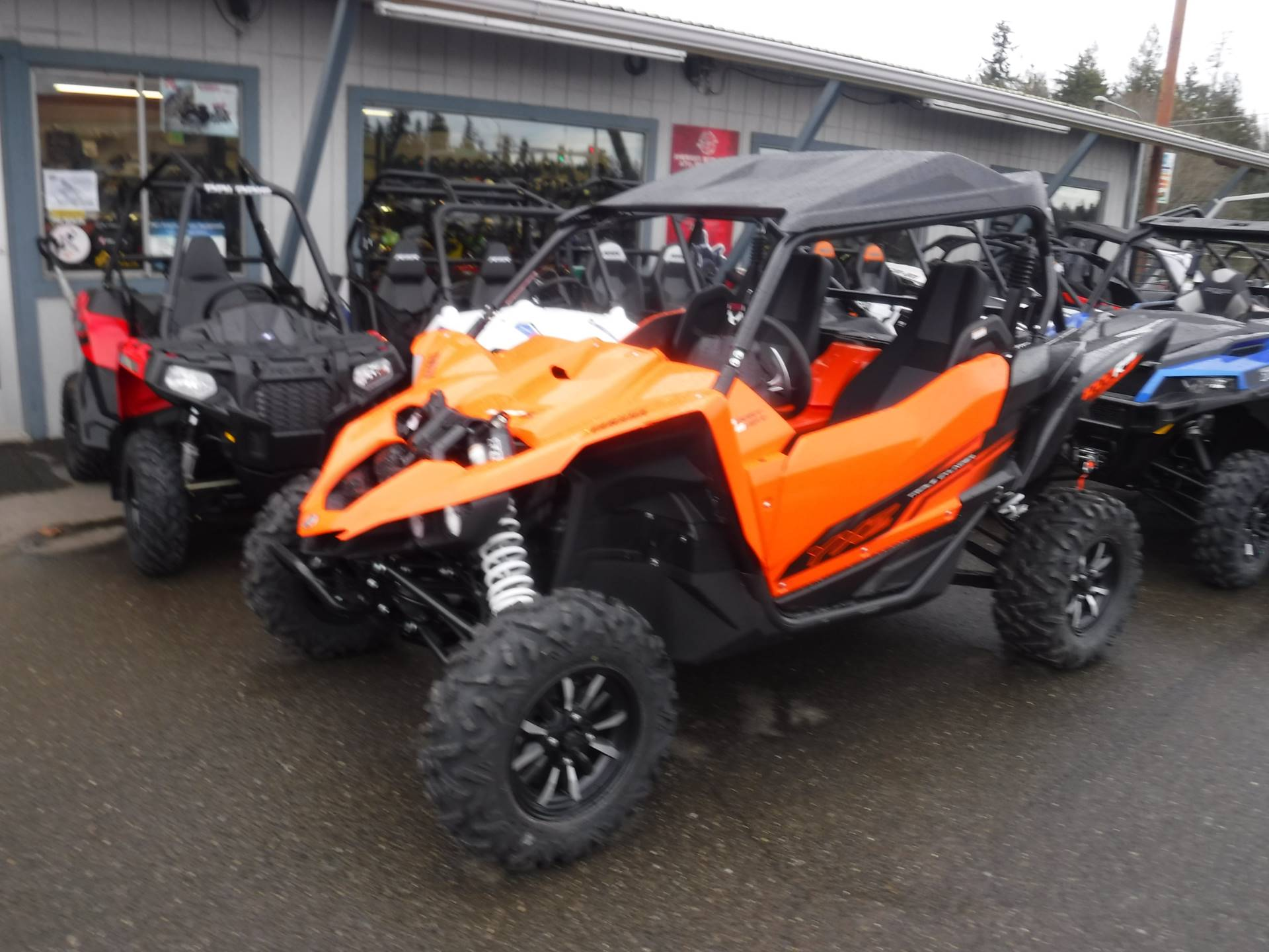 2017 Yamaha YXZ1000R SS in Port Angeles, Washington
