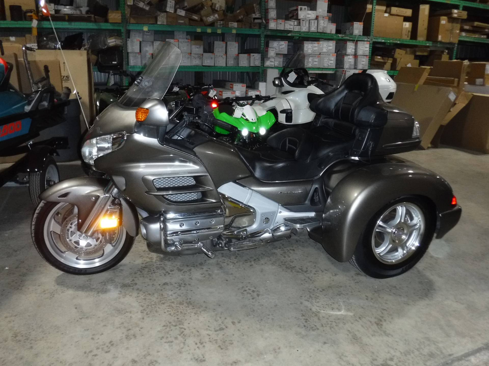 2008 Champion Trikes Honda GL 1800 in Port Angeles, Washington - Photo 1