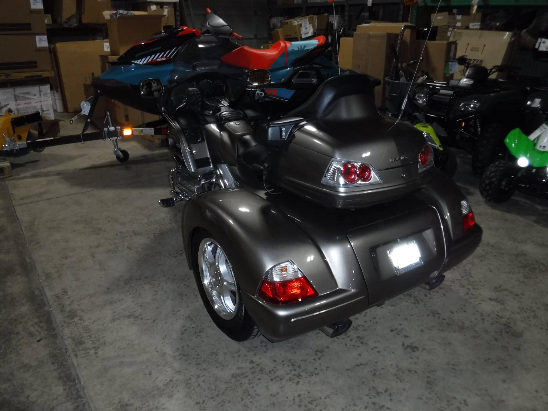 2008 Champion Trikes Honda GL 1800 in Port Angeles, Washington - Photo 3