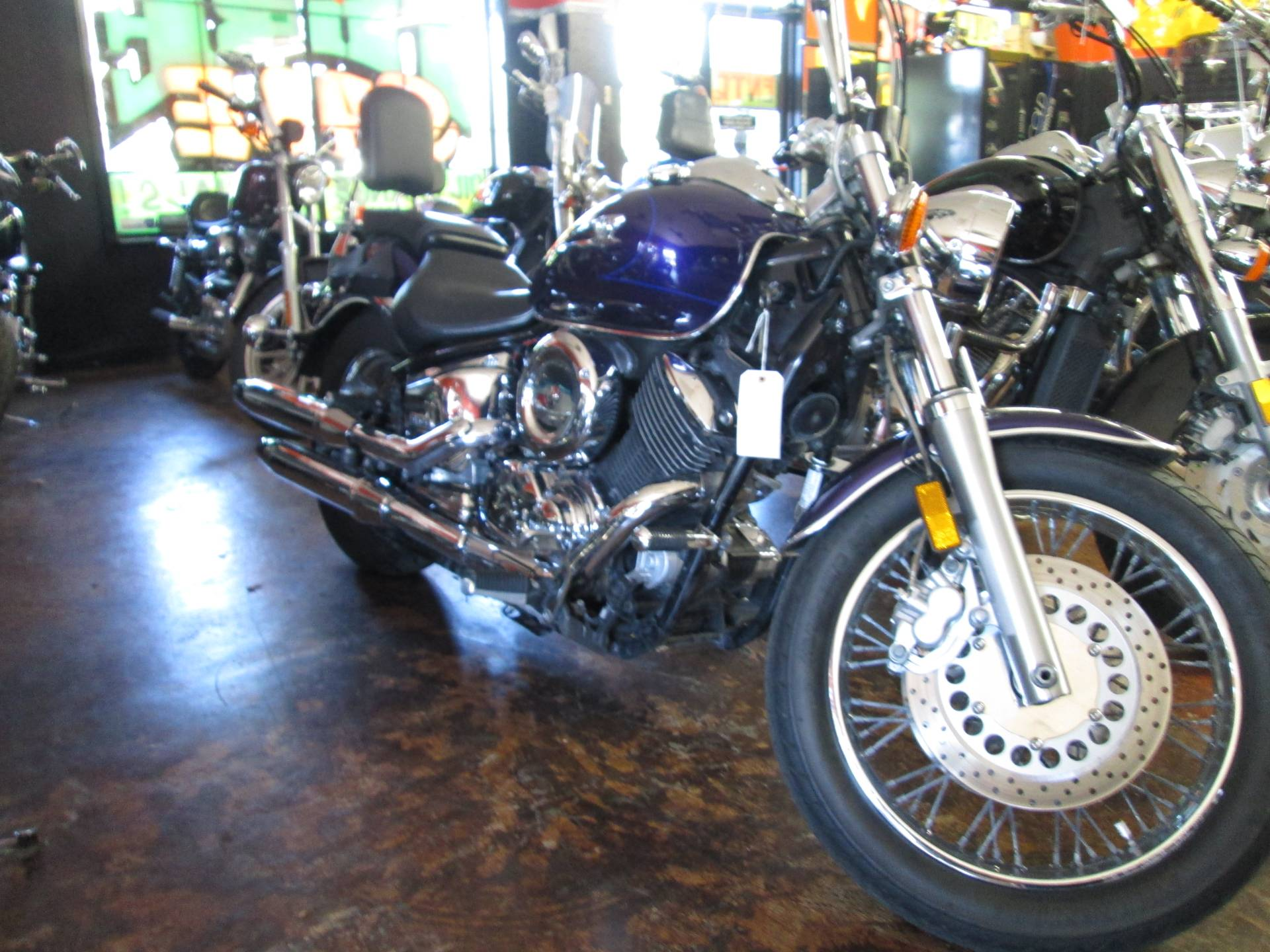 2004 Yamaha V-Srar 1100 in Arlington, Texas