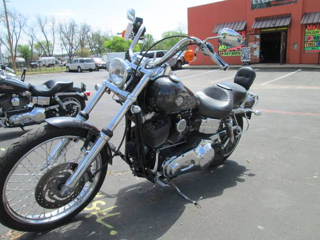 2005 Harley-Davidson Dyna Wide Glide in Arlington, Texas