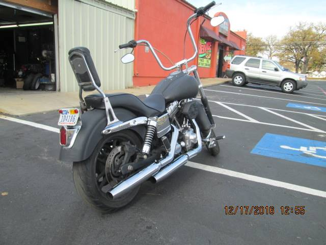 2007 Harley-Davidson Dyna Super Glide in Arlington, Texas