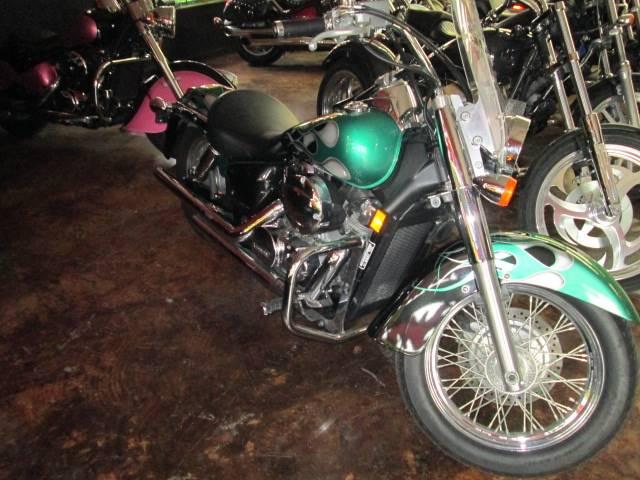 Used 2007 Honda Shadow Aero Motorcycles In Arlington Tx Stock