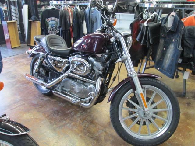 2002 Harley-Davidson XLH Sportster 883 1