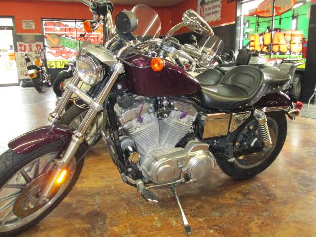 2002 Harley-Davidson XLH Sportster 883 2