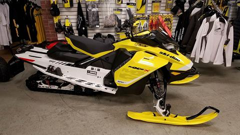 2017 Ski-Doo MXZ X 850 E-TEC w/ Adj. Pkg. Ripsaw in Adams Center, New York