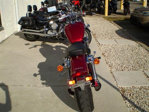 2006 Suzuki Boulevard S83 in Stuart, Florida