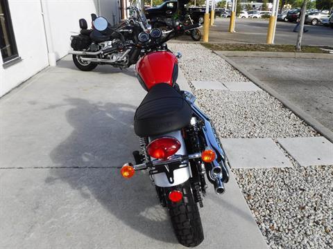 2016 Triumph Scrambler in Stuart, Florida