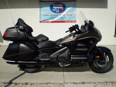 2016 Honda Gold Wing Navi XM ABS in Stuart, Florida