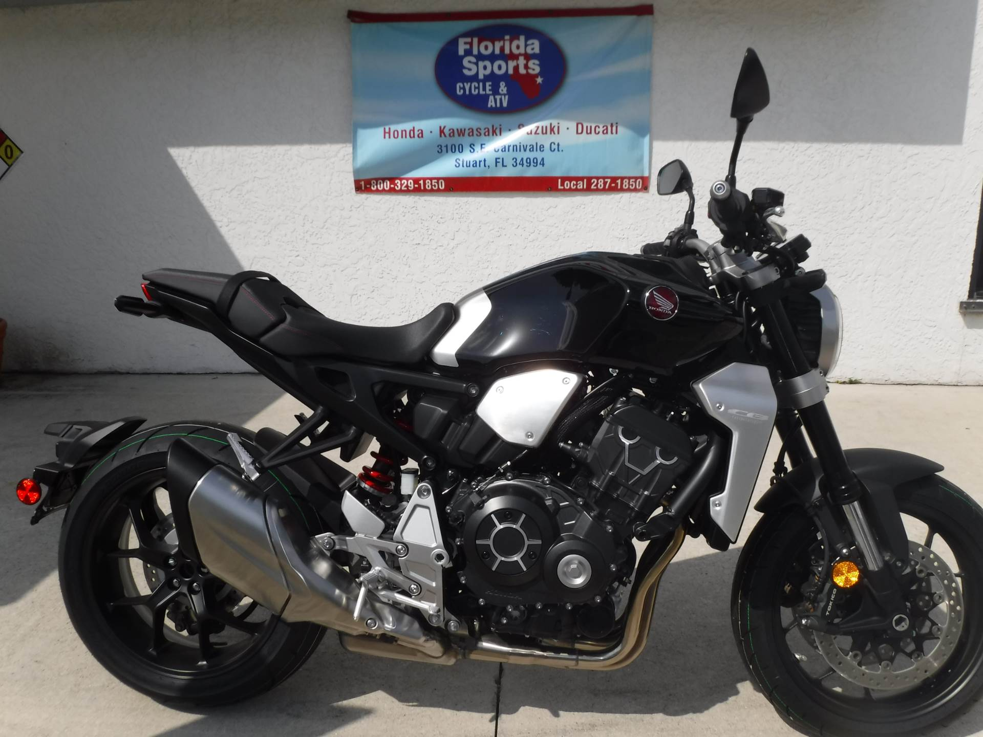 2018 Honda CB1000R in Stuart, Florida - Photo 1