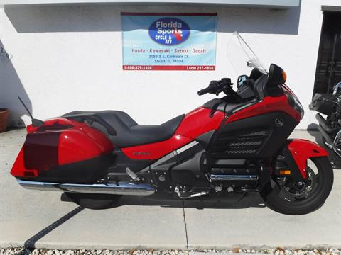 2013 Honda Gold Wing® F6B in Stuart, Florida