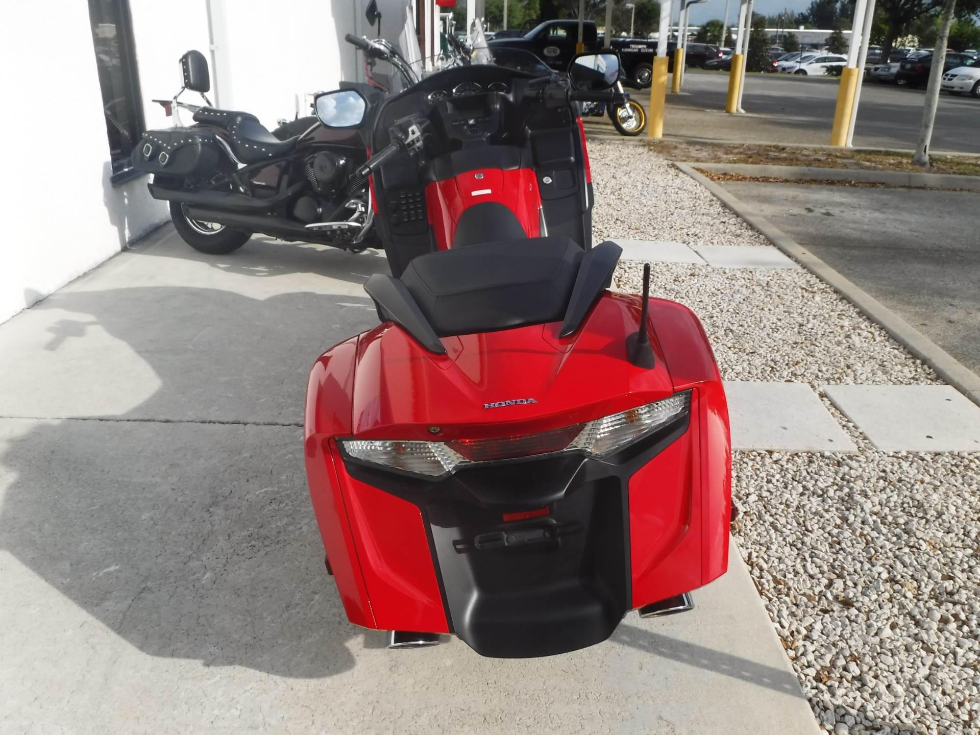 2013 Honda Gold Wing® F6B in Stuart, Florida
