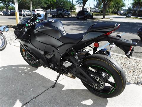 2016 Kawasaki Ninja ZX-10R in Stuart, Florida