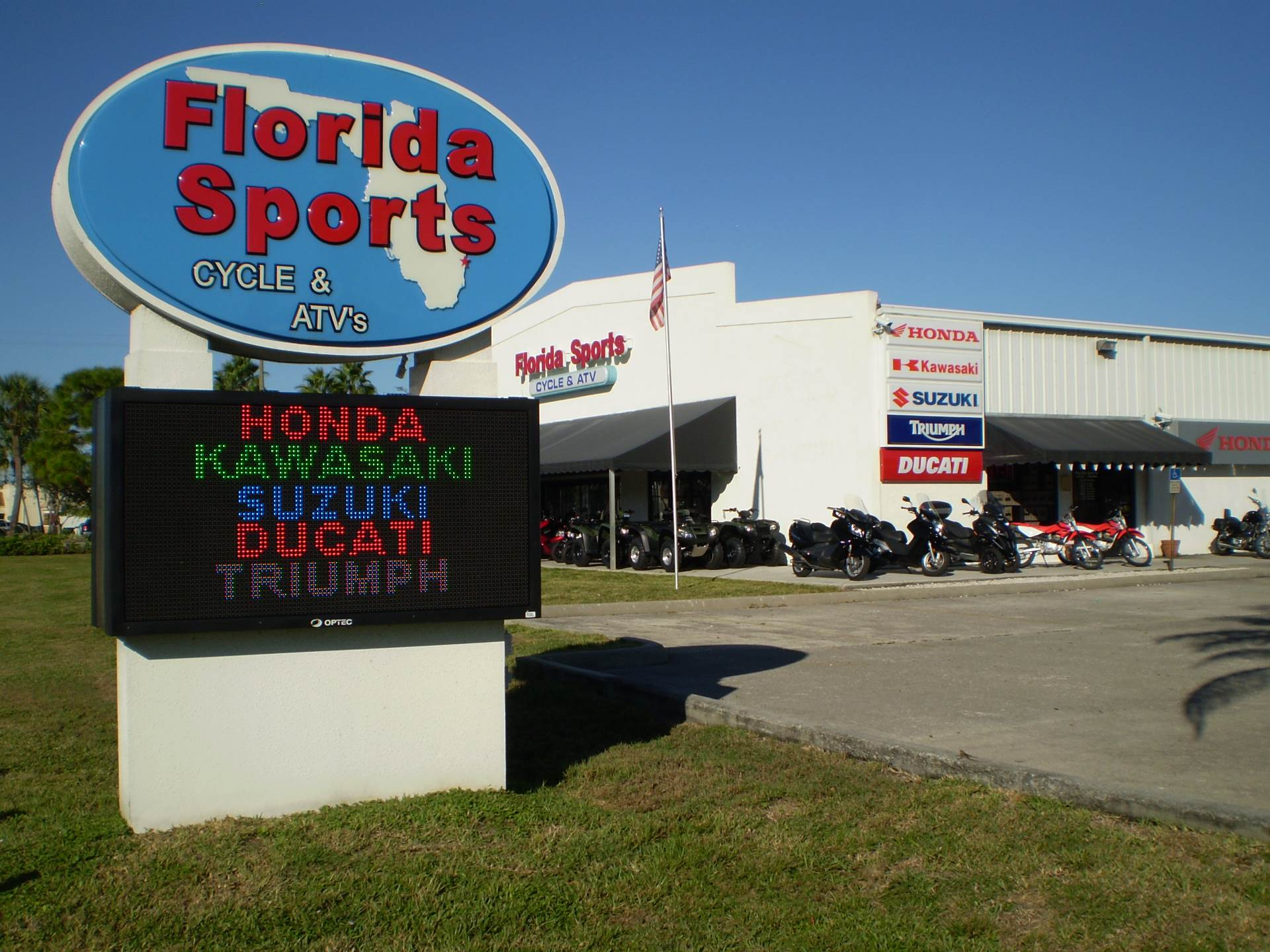 2016 Honda CRF450R in Stuart, Florida