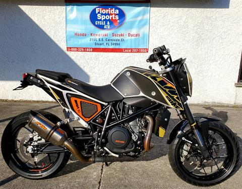 2016 KTM 690 Duke in Stuart, Florida - Photo 1