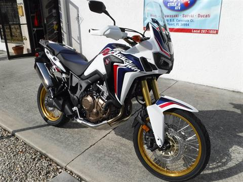 2017 Honda Africa Twin in Stuart, Florida