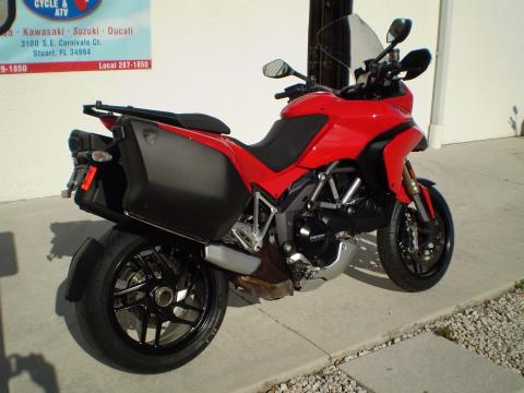 2014 Ducati Multistrada 1200 in Stuart, Florida