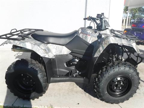 2019 Suzuki KingQuad 400FSi Camo in Stuart, Florida - Photo 1