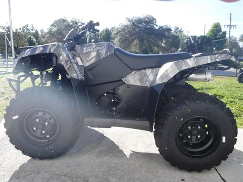 2019 Suzuki KingQuad 400FSi Camo in Stuart, Florida - Photo 5