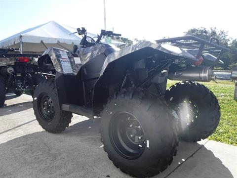 2019 Suzuki KingQuad 400FSi Camo in Stuart, Florida - Photo 6