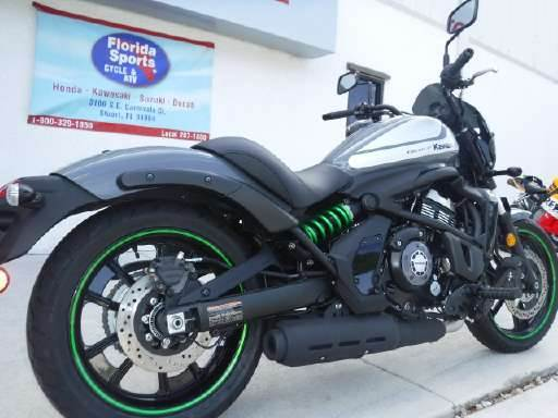 2018 Kawasaki Vulcan S ABS CAFÉ in Stuart, Florida - Photo 2