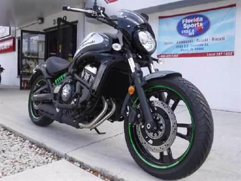 2018 Kawasaki Vulcan S ABS CAFÉ in Stuart, Florida - Photo 7