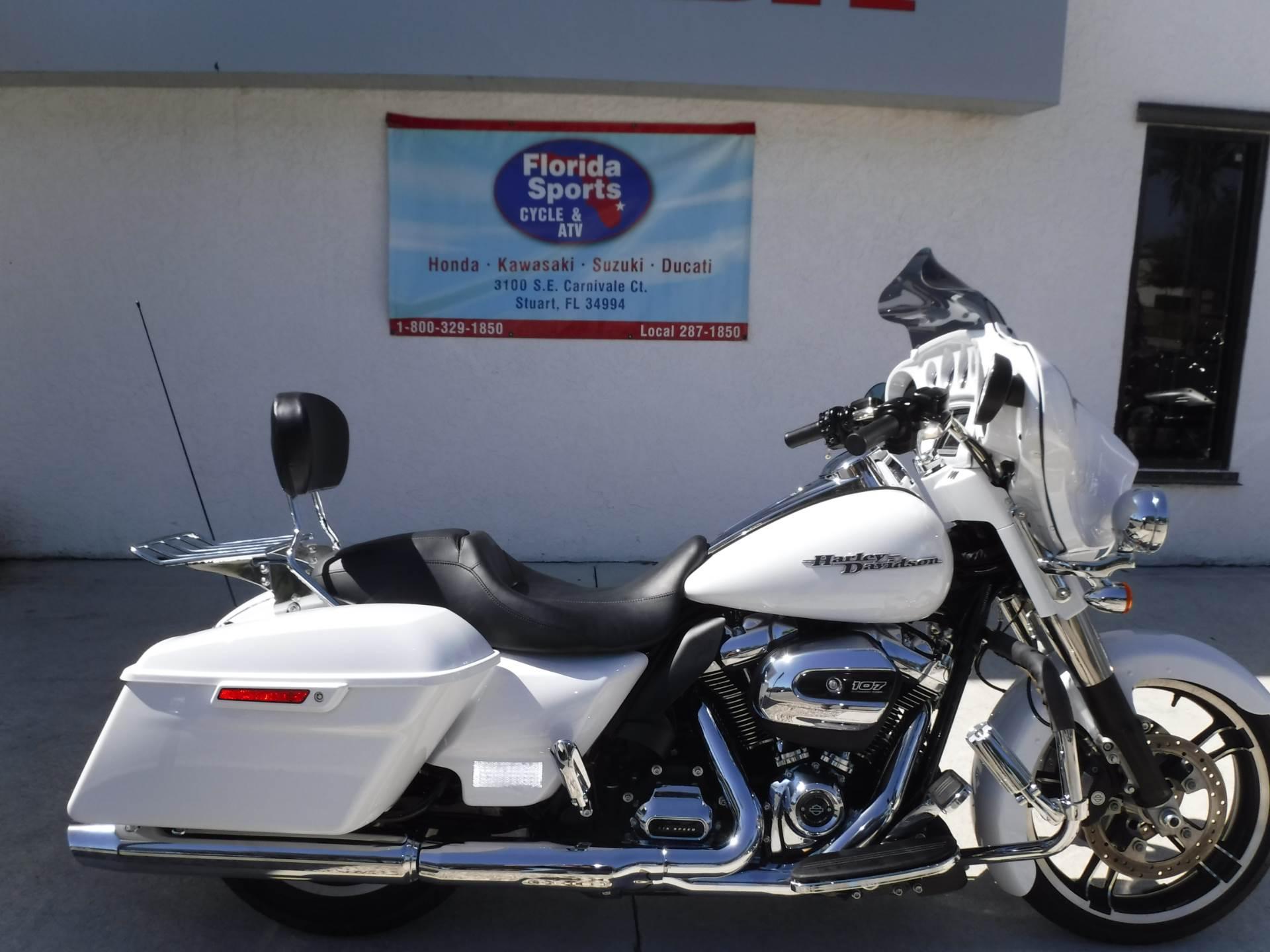 2017 Harley-Davidson Street Glide Special 1