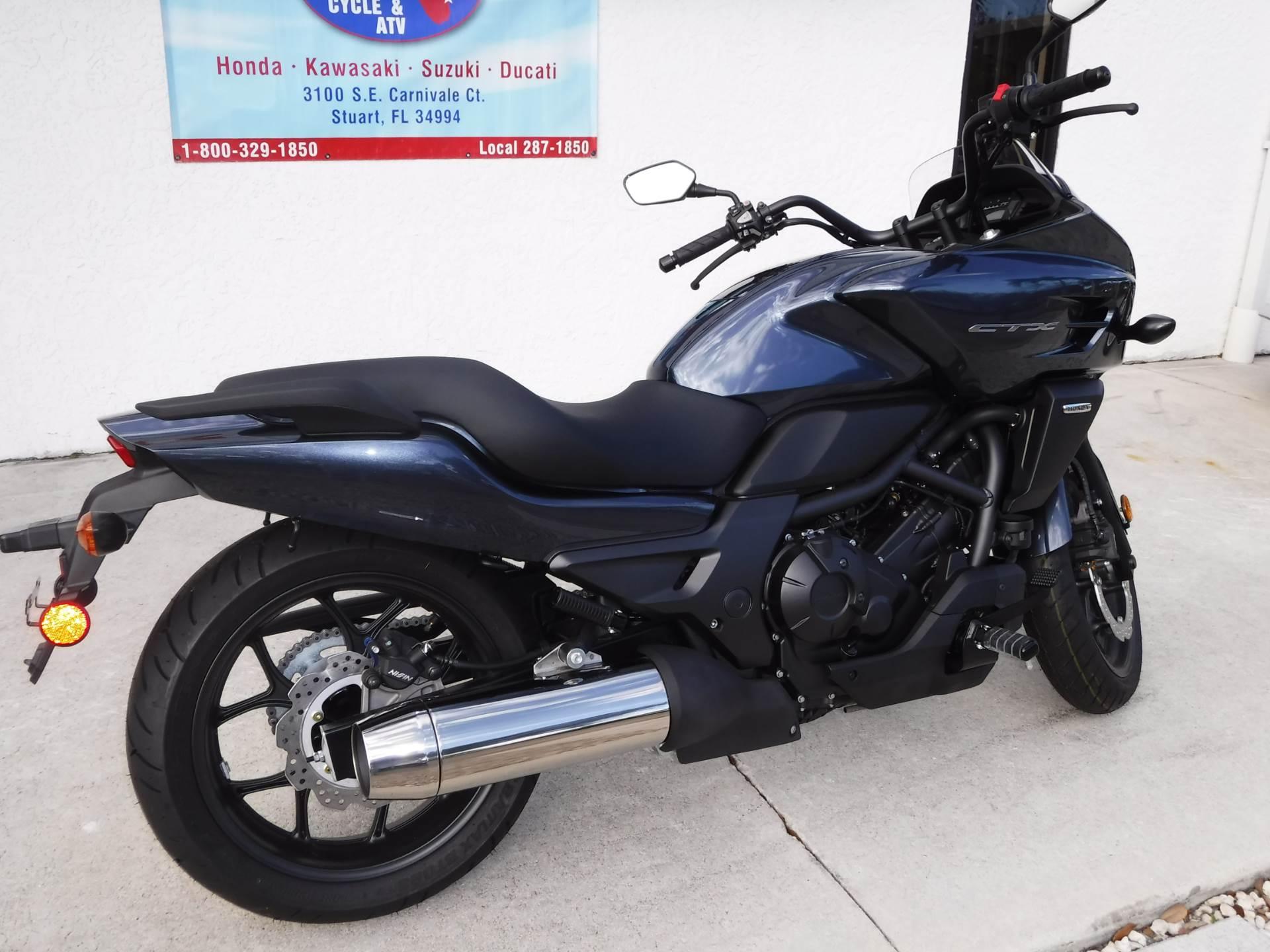 2015 Honda CTX®700 in Stuart, Florida