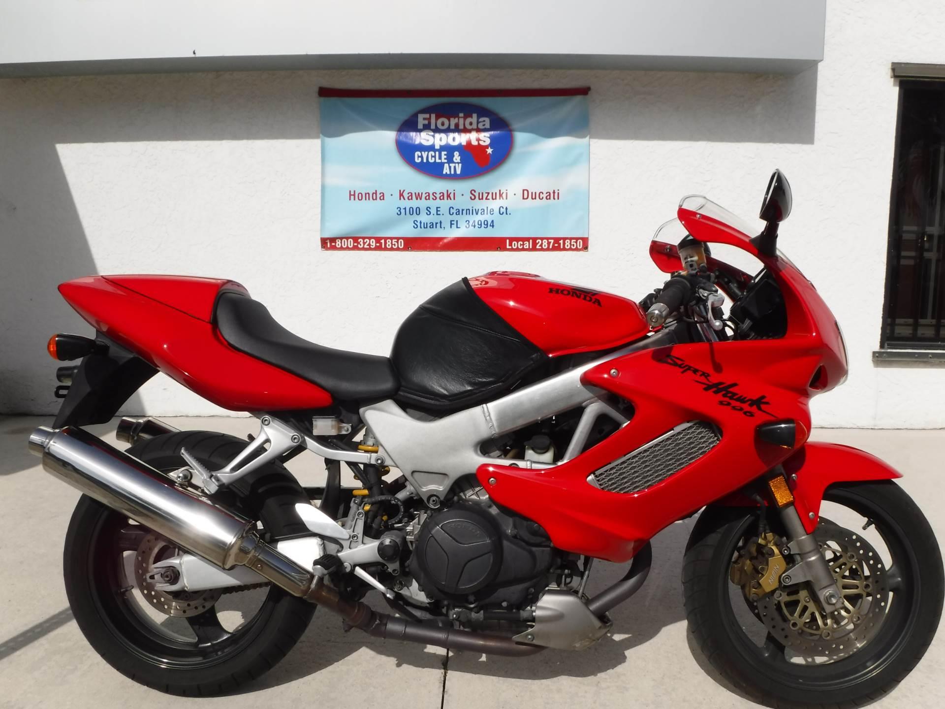 1998 Honda Super Hawk Motorcycles Stuart Florida| Stock Number: N/A