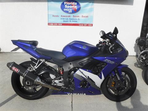 2005 Yamaha YZ-FR6 in Stuart, Florida