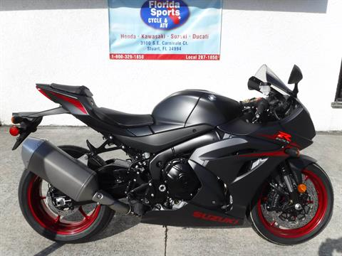2017 Suzuki GSX-R1000 ABS in Stuart, Florida