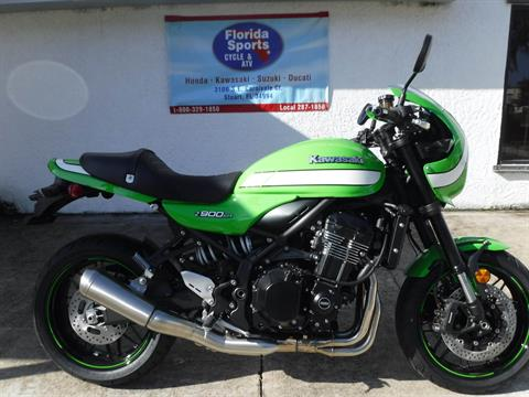 2019 Kawasaki Z900RS Cafe in Stuart, Florida - Photo 1